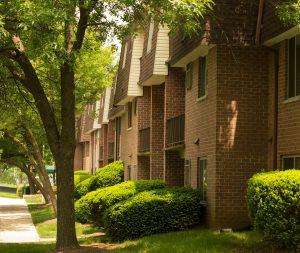 Marrion Square Apartments exterior