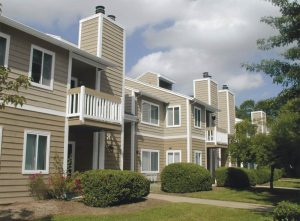 Tide Mill Apartments exterior